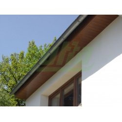 Vzpěra kulatá IDEAL Zn + PVC 3000/38/1,25mm, včetně spojovacího materiálu, zelená