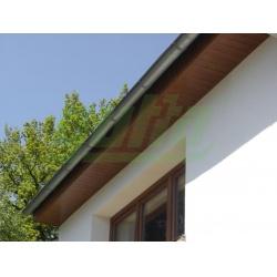 Vzpěra kulatá IDEAL Zn + PVC 1750/38/1,25mm, včetně spojovacího materiálu, zelená