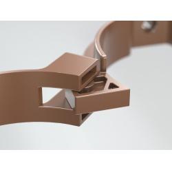 Hadice plovoucí PE role 50m x 38mm